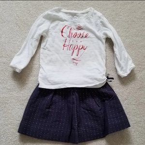 Oshkosh 24 months Girls Outfit Set
